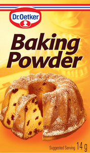 Dr. Oetker Baking Powder (14g)