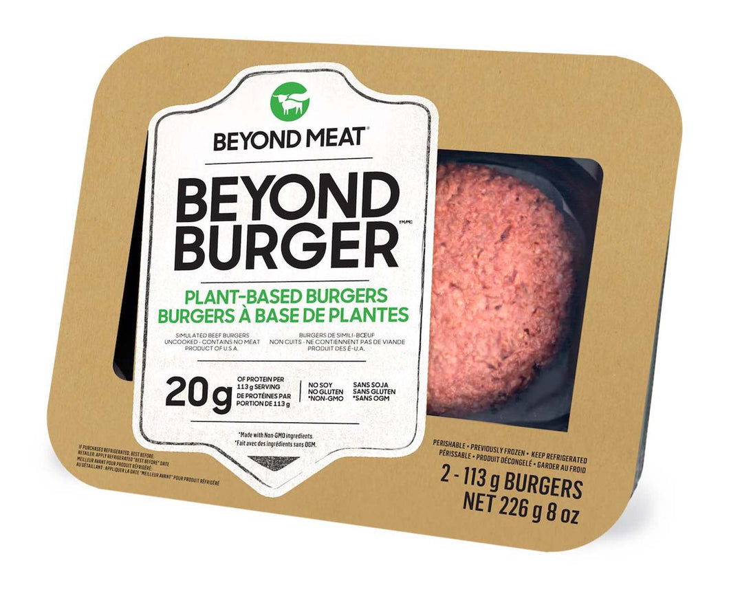 Beyond Meat Burgers Plant Based (226g)