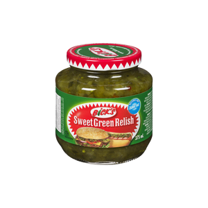 Bicks Sweet Green Relish (375ml)