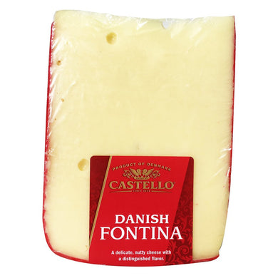 Castello Fontina Danish Cheese
