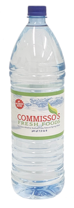 Commisso's Spring Water (1.5L)