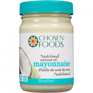 Chosen Foods Mayonnaise (355ml)