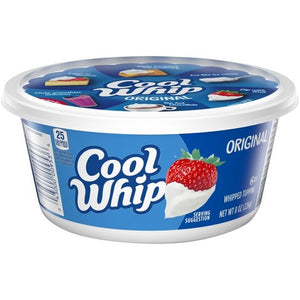 Vanilla Cool Whip Topping (1L)