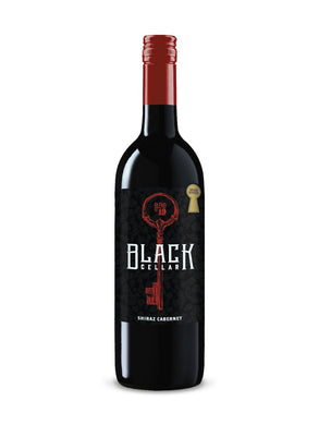Black Cellar Shiraz Cabernet (750mL)