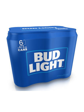 Bud Light (6 x 473mL can)