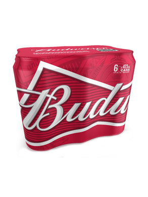 Budweiser (6 x 473mL can)