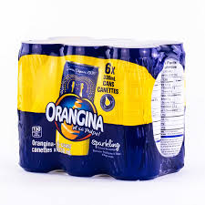Orangina Drink (6x330ml)