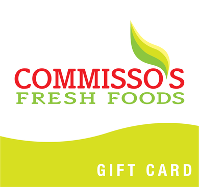Commisso's Online Gift Card