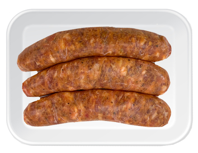 Hot Italian Sausage Fresh Store Made Family Pack