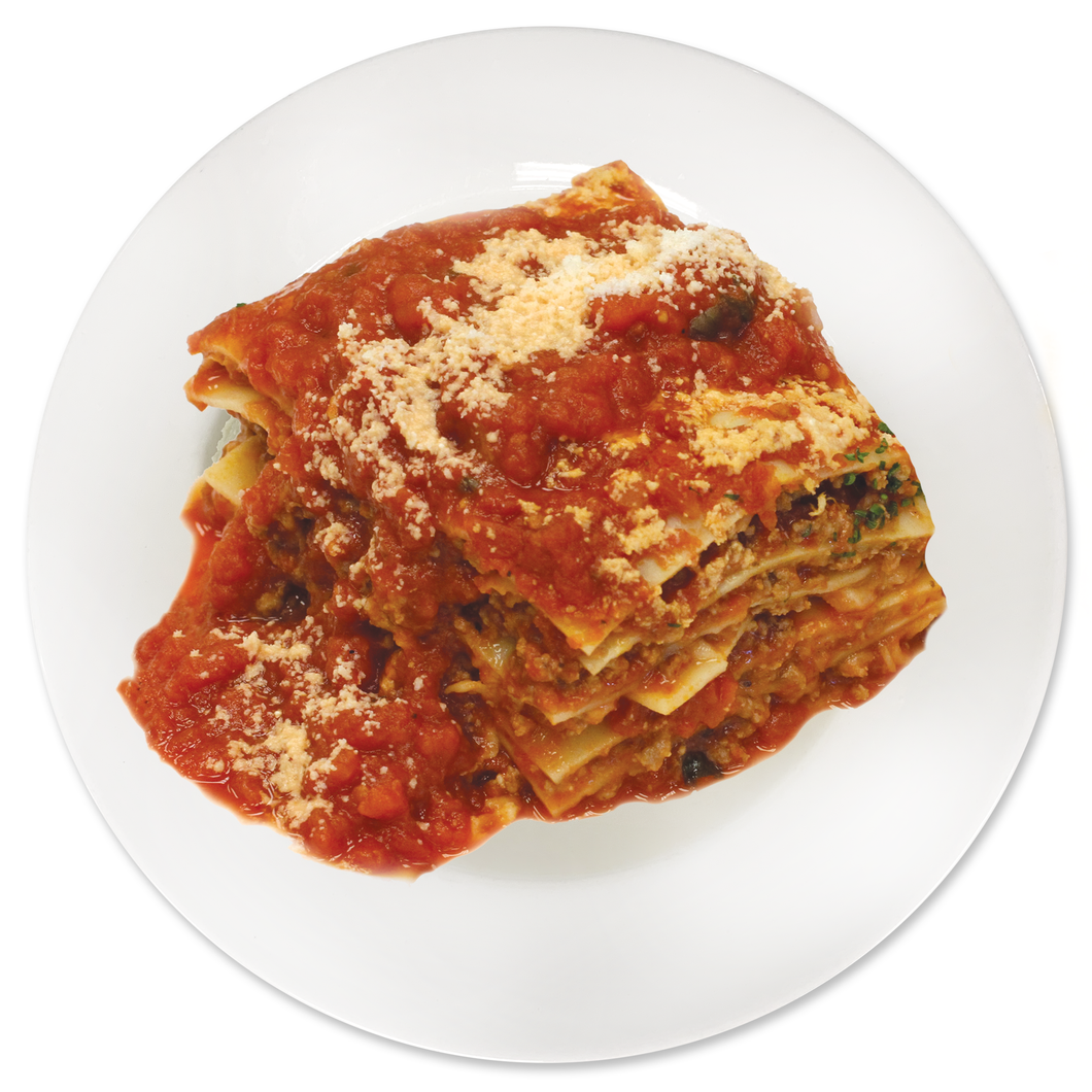 Meat or Vegetable Lasagna