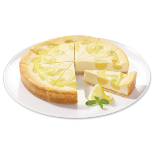 Lemon Cream Cheese Cheesecake