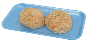 King & Prince Gourmet Snow Crab Cakes Frozen (2 pack)