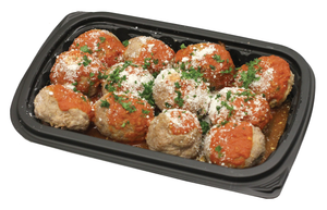 Italian Style Meatballs Fresh Store Made (6 or 12 pcs)