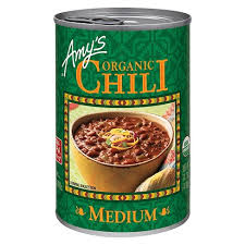 Amy's Kitchen Organic Chili - Gluten Free (398ML)