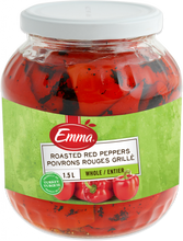 Load image into Gallery viewer, Emma Roasted Red Peppers (1.5L)