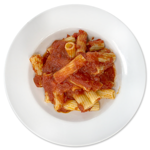 Penne with Tomato Basil Sauce