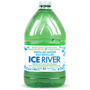 Ice River Water Distilled (4L)