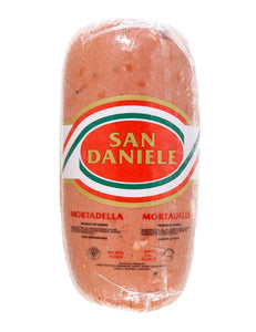 San Daniele Mortadella Regular (Thin Deli Sliced)
