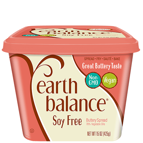 Earth Balance Soy Free Buttery Spread (425g)