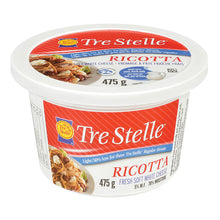 Load image into Gallery viewer, Tre Stelle Ricotta (475g)