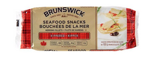 Brunswick Kippered Snacks (100g)