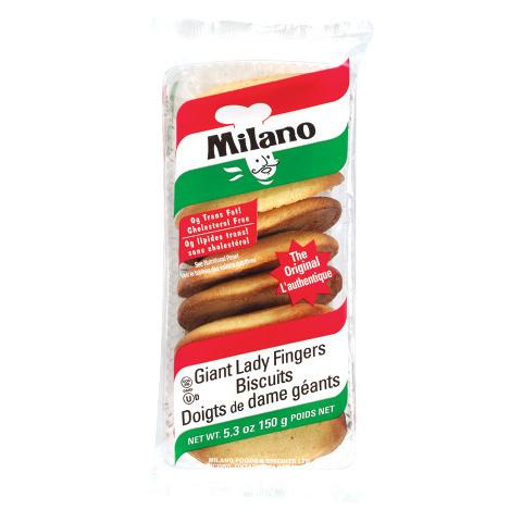 Milano Giant Lady Fingers (150g)