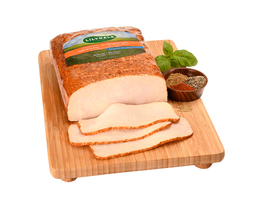 Lilydale Kentucky Style Chicken Breast (Thin Deli Sliced)