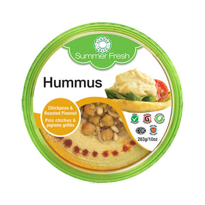 Summer Fresh ChicPeas & Pinenut Hummus - Toppers (283g)