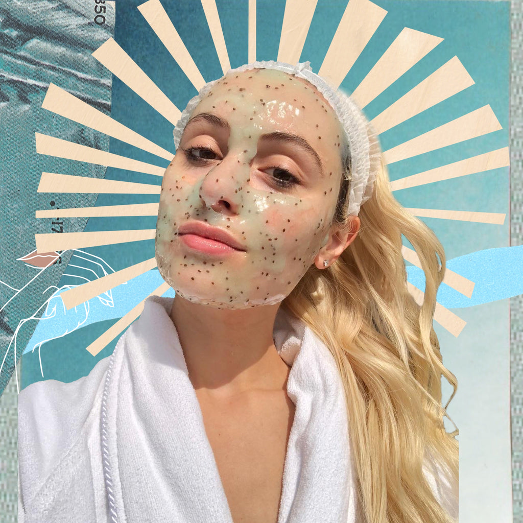 Korean Caviar Facial