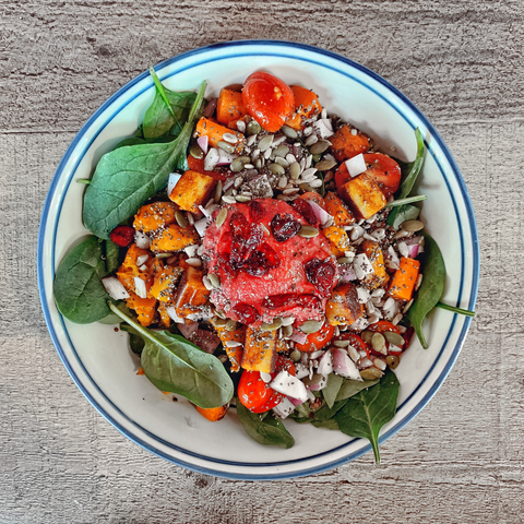 Wildly Delicious Superfood Salad