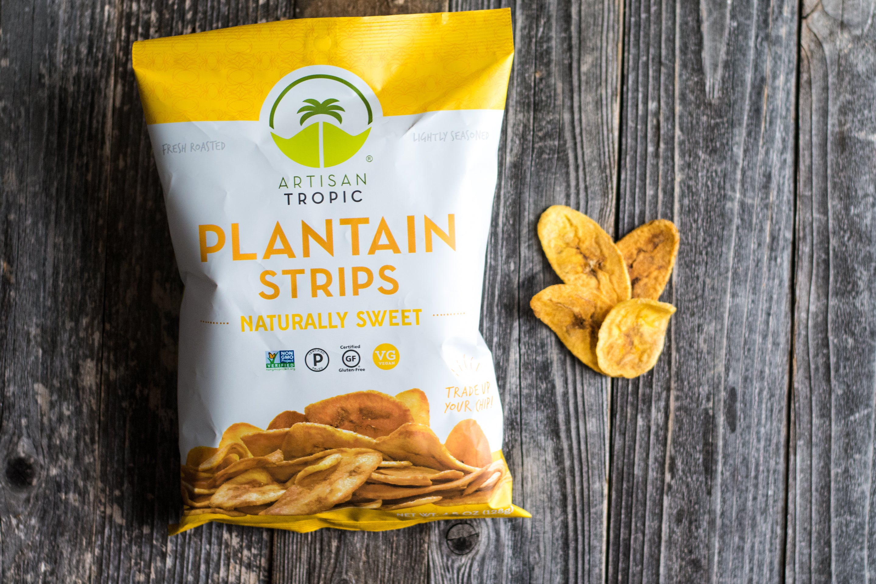 Naturally Sweet Plantain Strips
