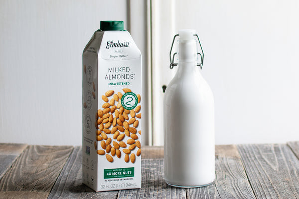 Milked Almonds Unsweetened
