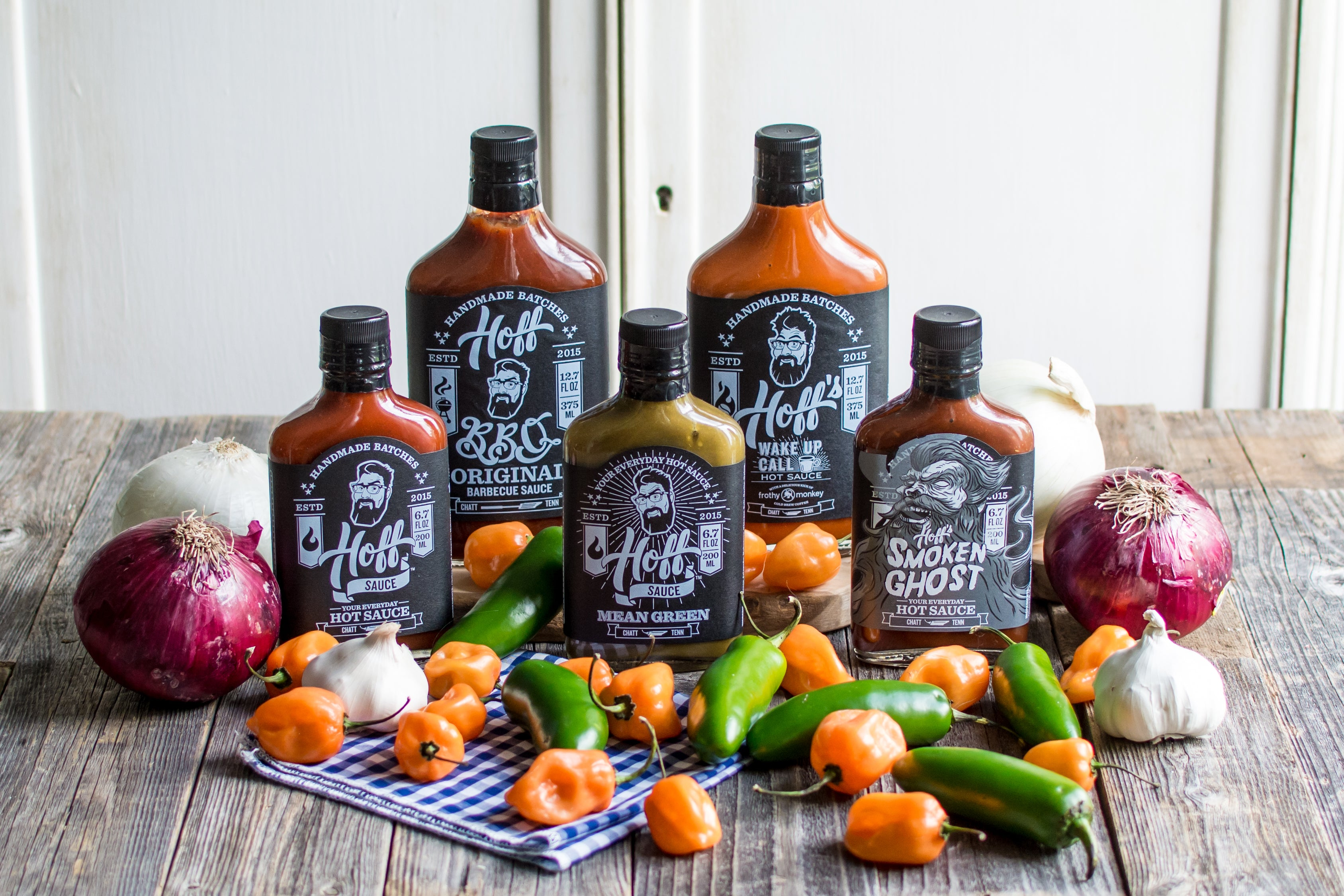 Smoken Ghost Hot Sauce