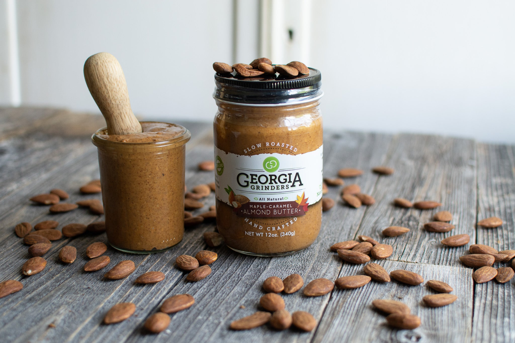 Maple Caramel Almond Butter