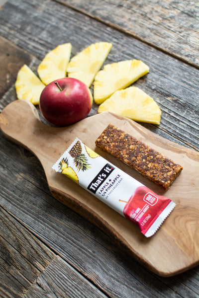 Apple & Pineapple Bar