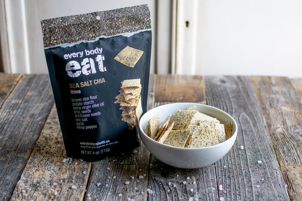 Sea Salt Chia Thins