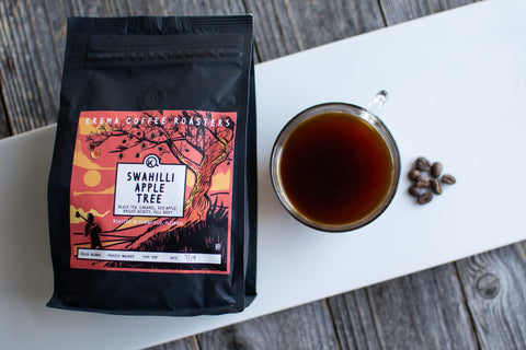 Krema | Swahili Apple Tree | Uganda Blend