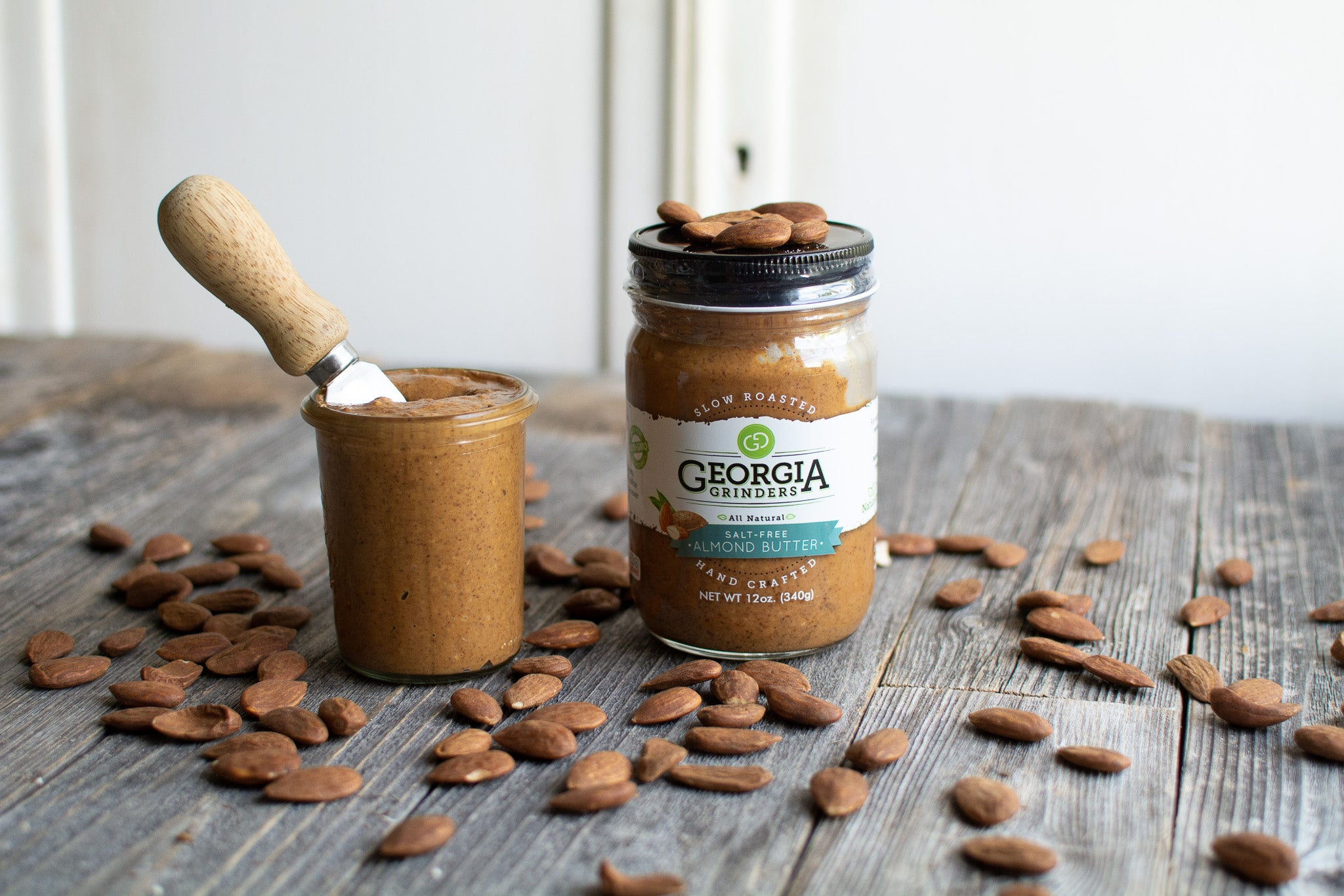 Almond Butter Salt-Free