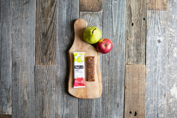 Apple & Pear Bar