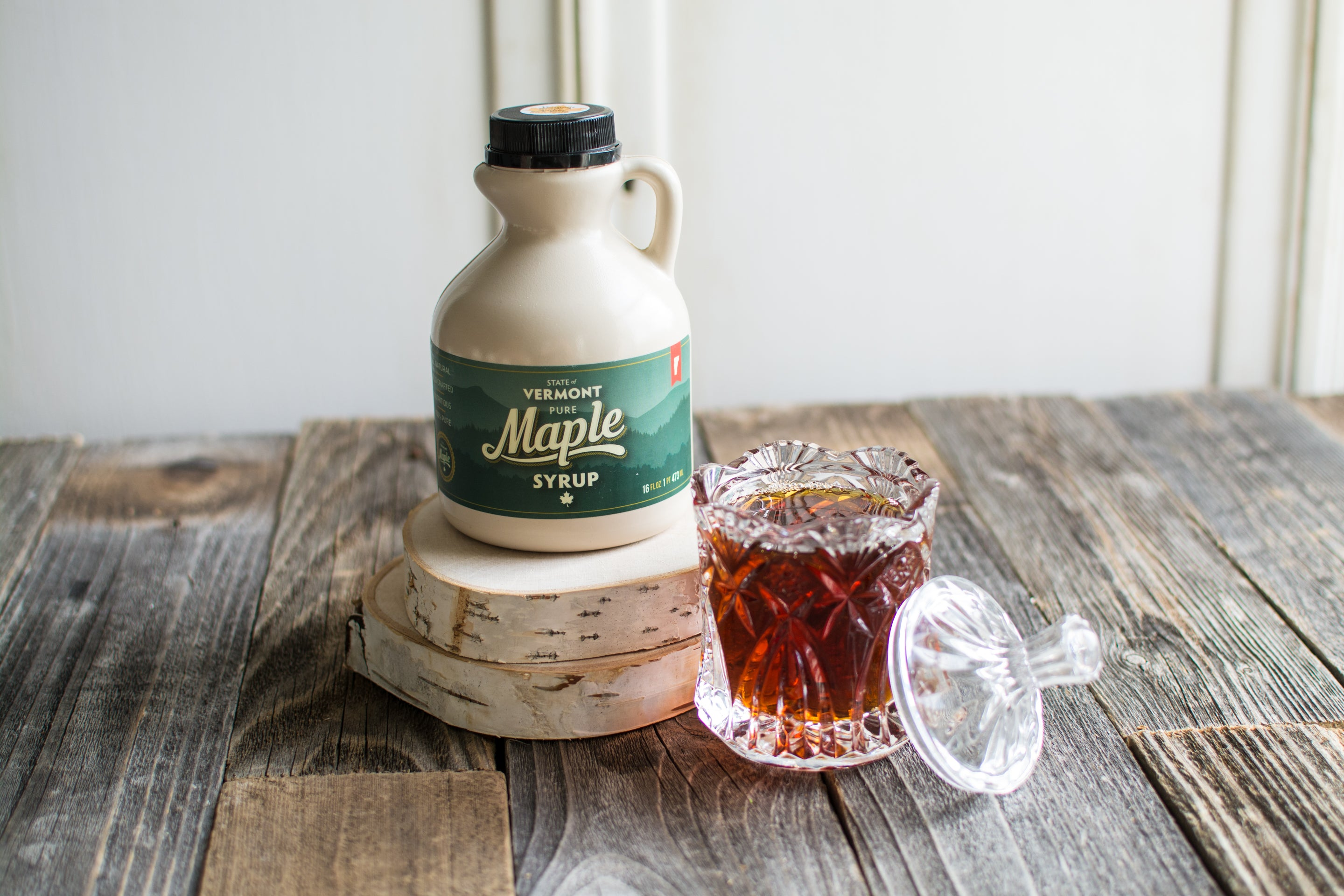 Amber Rich Maple Syrup