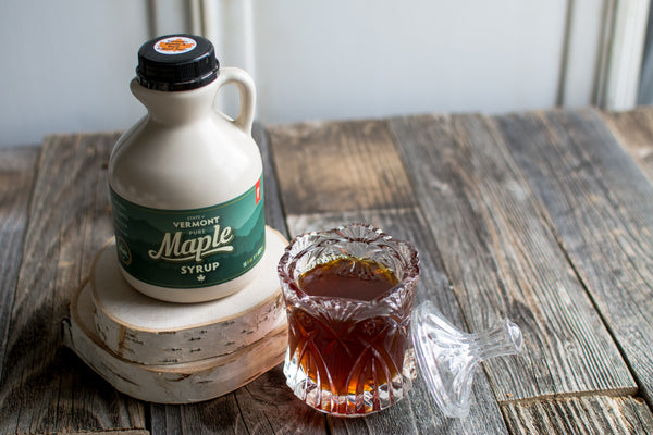 Dark Robust Maple Syrup