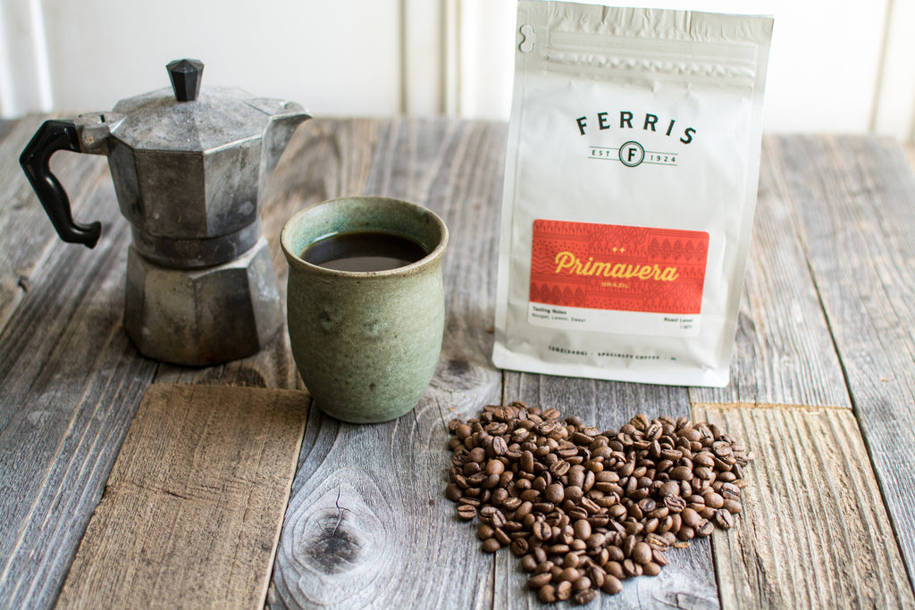 Ferris Brazil Primavera Whole Bean Coffee