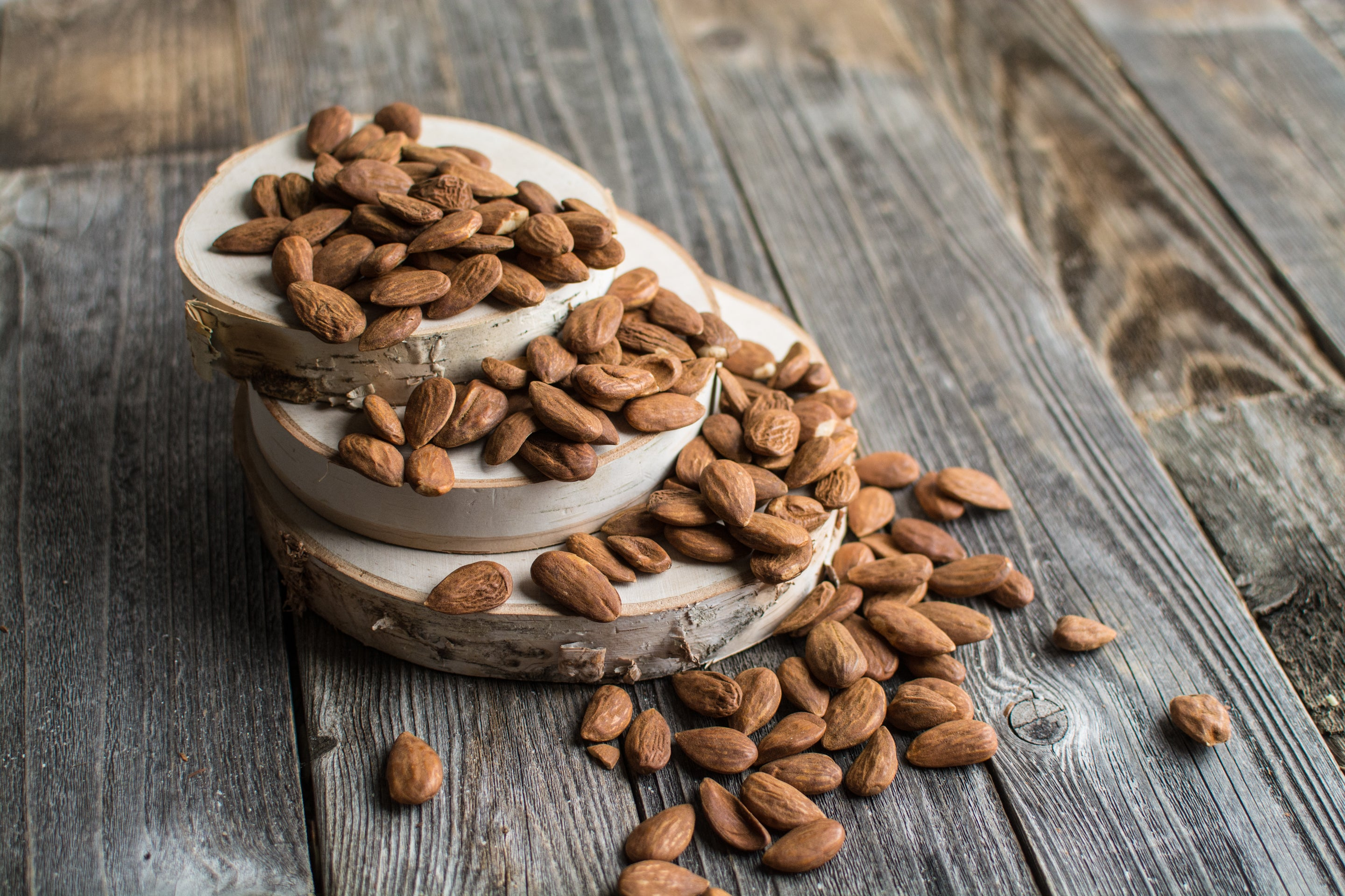 Organic Almonds - Raw