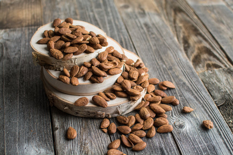 Ferris Organic Almonds - Raw