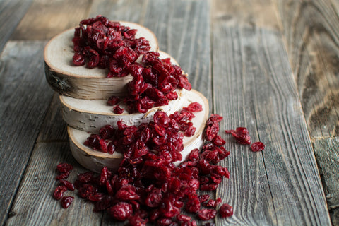 Organic Dried Cranberries - 8 oz