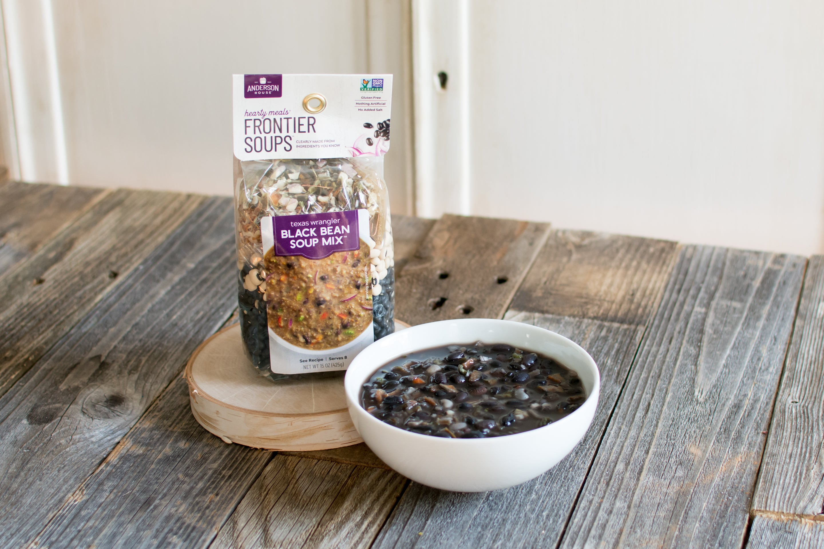 Texas Wrangler Black Bean Soup Mix