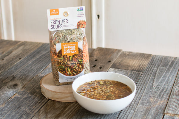 Indiana Harvest Sausage & Lentil Soup Mix