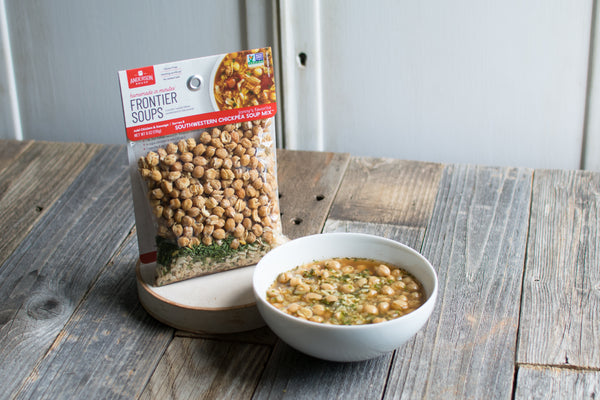 Jonny's Favorite Southwestern Chickpea Soup Mix