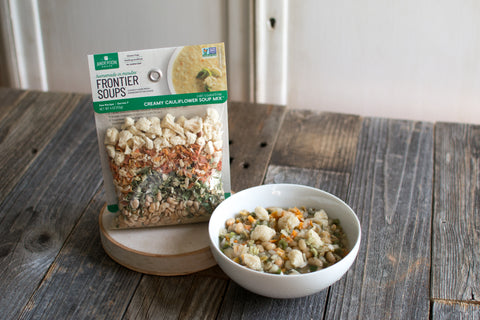 California Coastline Creamy Cauliflower Soup Mix