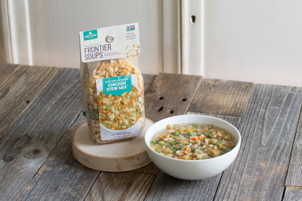 Colorado Campfire Chicken Stew Soup Mix